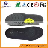 Wholesale Active carbon anti-odor ortholite insole soft sports insole shock absorbing sports insole