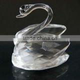Simple Cheap Crystal Swan Souvenir For Wedding Gifts