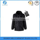 2015 best sell Fold Up Rain Jacket foldable Rain Jacket