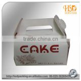 Custom Cardboard Box,Corrugated Cardboard Box for cake,Corrugated Packaging Box wholesale