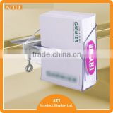 Custom A4/A5/A6 Clear Plastic Acrylic Flyer Holder Leaflet Holder Brochure Holder Factory