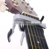 New Sliver Quick Change Clamp Key guitar Capo