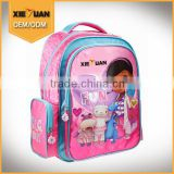 China Wholesale Kids School Bags Backpack With Soft Breathable Mesh