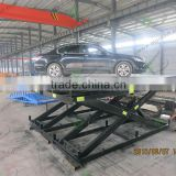 2016 hot fixed scissor lift platform stationary table car hydraulic lift,car hoist scissor auto lift