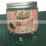 Coconut oil Pure Virgin Cold Pressed Coconut Oil