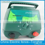 Tongher TH-Polar Solar Power Alarm Electric Fence Portable Farm Fence Kits Energizers 15KM High Quality Security System
