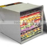 2014 new design Stainless steel dried fruit machines /food dehydrator /fruit drying machine
