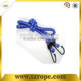 Good quality 8mm or customized flat bungee cord with hooks