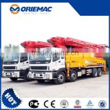 28m 29m 32m 33m Small Truck Concrete Boom Pump/Concrete Boom Pump Truck for sale in Algeria in