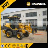 Small Garden Tractor Loader CS910J with Pallet Fork, CE Certificate