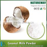 Free sample available organic improve immunity coconut milk powder bulk coconut powder