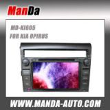 Manda Car head unit for KIA OPIRUS OEM Style GPS Car Navigation Systems In Dash Double-Din DVD Monitor