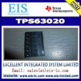 TPS63020 - HIGH EFFICIENCY SINGLE INDUCTOR BUCK-BOOST CONVERTER WITH 4-A SWITCHES