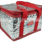 Aluminium Foil Picnic Travel Carry Bag XL Hamper