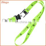 Wholesale Customizable Neck Lanyard Polyester Lanyard
