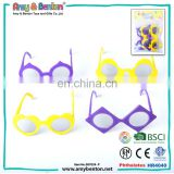 Hot beach toy set fashion designer glasses made in korea