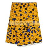 Latest african stones wax ,Diamond hollandais wax fabric for Party dress