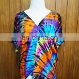 2016 fashion tiedye Shirt Thai Handmade for womens.