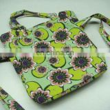 100% Cotton Printed Beach Bag for Promotion in Newspaper / Magazine / Pharma Company