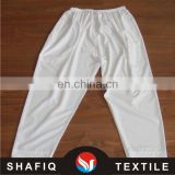traditional white arab pants trousers for muslim man wear