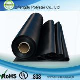V-0 VTM-0 Flame retardant PC film roll for electronic insulation equal to lexan EFR700
