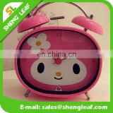 Big face the alarm clock lovely cartoon alarm clock