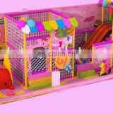 2016 durable amusement park indoor children playground equipment
