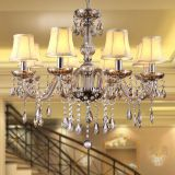 Bedroom Kitchen Chandelier Novelty Lighting lustres de sala for home decorate modern large crystal chandelier lamps ligh