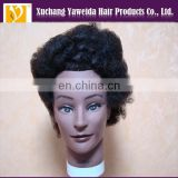 wholesale top quality african american mannequin head for hair schools