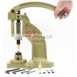 Cheap durable metal manual kam garment buttons machines /High Quality Garment Accessory Snap Button Hand Press Machine