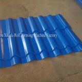 Automatic Steel Glazed Tile Roof Roll Forming Machine