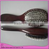 wooden brush for hair extension