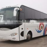 PK6137 6X4 luxury coach bus 13.7m with 61 seats
