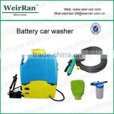 (84172) Multi-function low pressure electric 16L private car washer, hand buggy car washer
