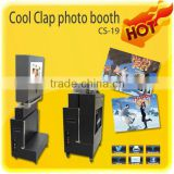 Party Photo Service Supplies Cool Clap Photo Booth Machines/Photo Kiosk