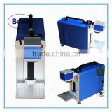 Fast speed portable mini fiber laser marking machine