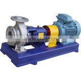 IH pump for pumping sulfuric acid