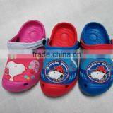 eva high-class sandals shoes bsci clogs factory