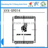 auto aluminium radiator for Dongfeng series products (dongfeng TIANJIN KC400)made in liaocheng china