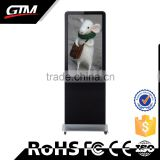 "55"" Android Digital Signage Wifi Wlan Export Quality Attractive Promotion Interactive Information Kiosk"