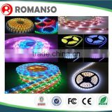12v Outdoor 5050 Waterproof RGB Led Strip Light