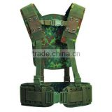 600d polyester digital camo military webbing backpacks