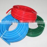 excellent pressure braided tube ,coupling and details cusomizable tubes, various colors pu braided hose, softening property hose