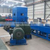 2 rollers hydraulic straightening machine manufacturer for steel round bar