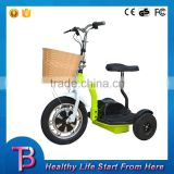 48v 500w three wheels adult electric mobility scooter                                                                                                         Supplier's Choice