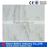 Polished seaweave jade white marble price