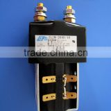 Albright type single pole single throw normal open dc contactor