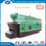 Trade Assurance security chain grate coal fired low pressure steam iron boiler