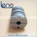 Aluminium Material flexible membrane couplings