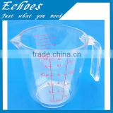 250mls plastic measuring jugs